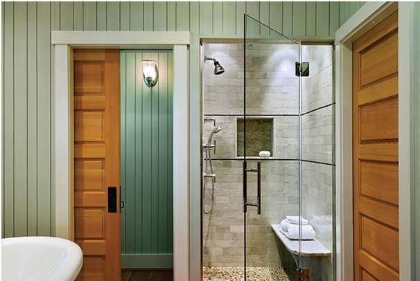 A Comprehensive Overview of The Concept of Bathroom Glass Doors