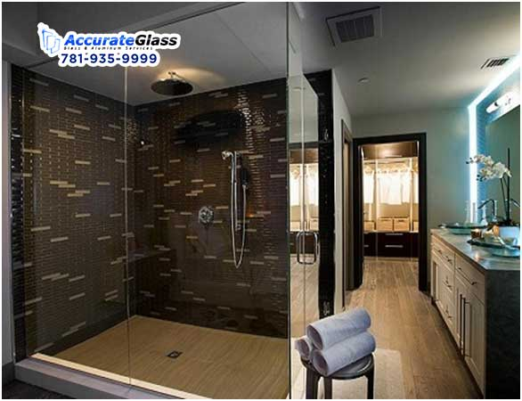 Benefits of Frameless Custom Shower Doors for your Bathroom