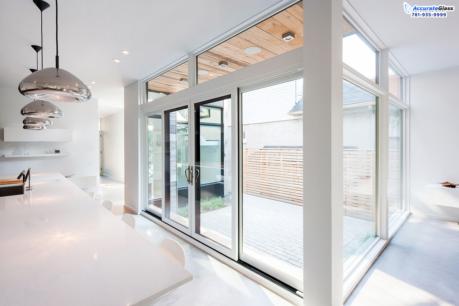 Brush up the Aesthetics of the Place with the Right Glass