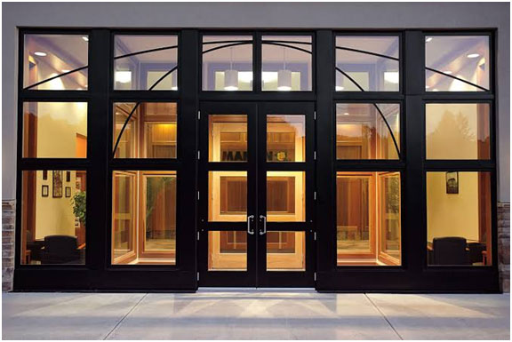 Commercial Doors for Your Building