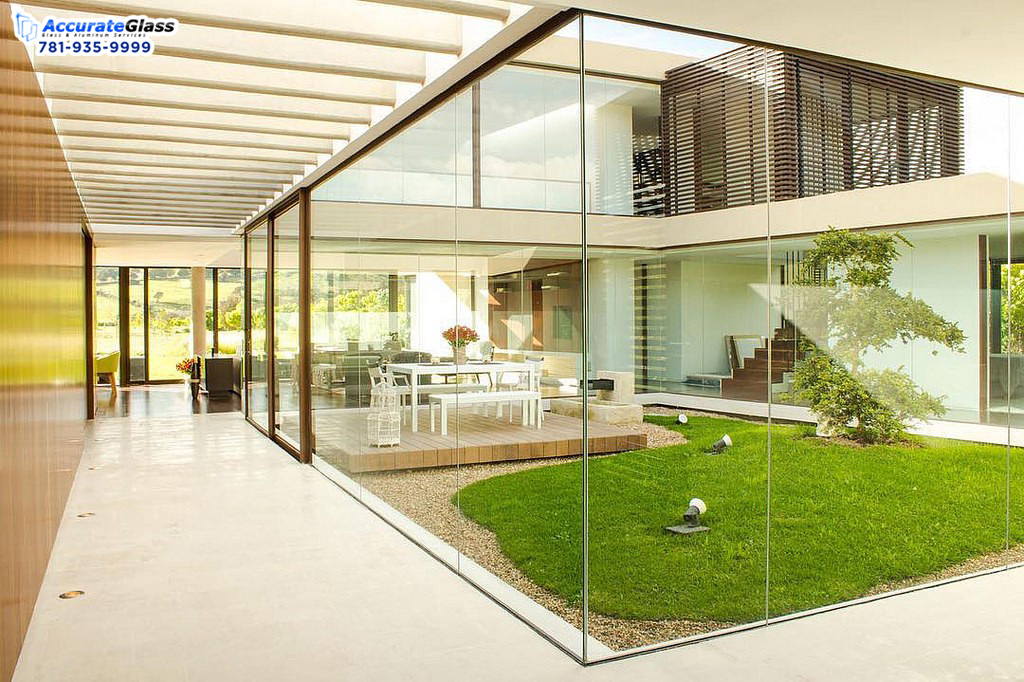 Frameless doors has been expanding exponentially in previous years