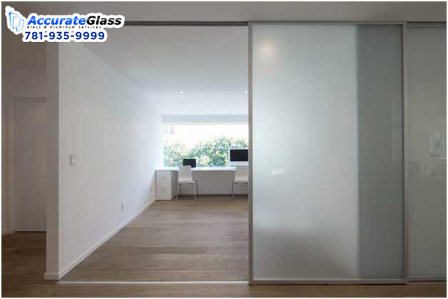 Frosted Glass Doors – the new generation of doors
