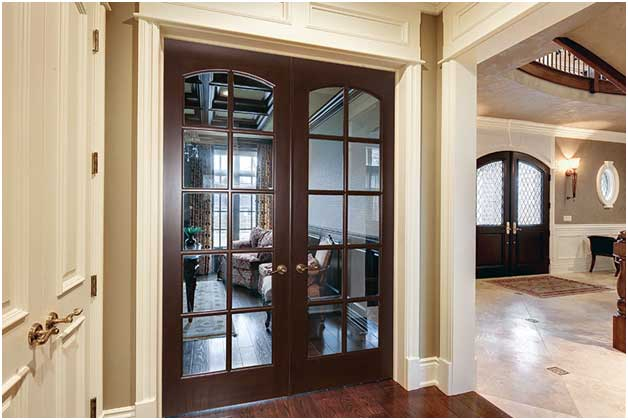 Glass Doors- Enhance The Front Of Your Building
