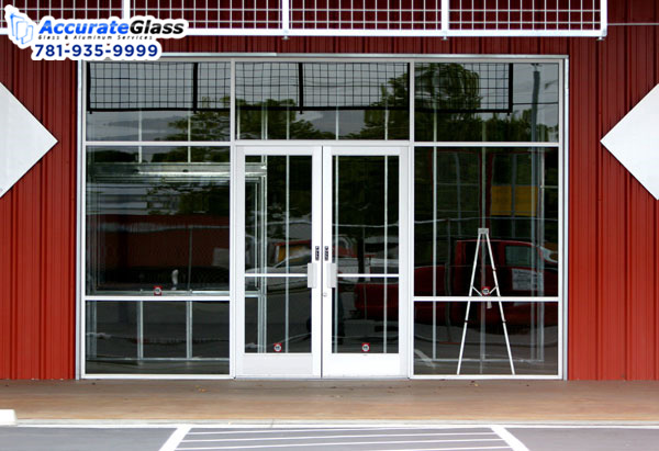 How To Select A Commercial Store Front Door