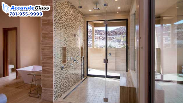 Install the best quality custom shower doors online to enhance the appearance of your bathroom