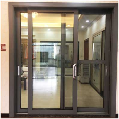 Glass Doors That Complete Your Interior Decoration
