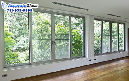 Have the Advantage of Installing Aluminum Windows!