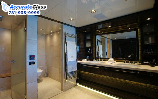 Find Varieties of Thick and Strong Bathroom Glass Doors!