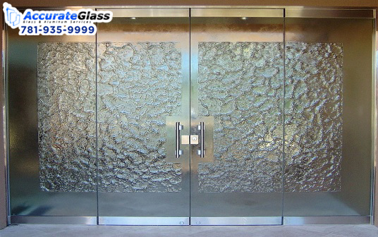 Convenience of Getting Custom Glass Doors Quickly!