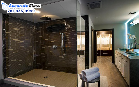 Experience The Real Beauty Of Custom Shower Doors!